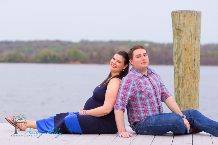 Navy_Maternity_Session_Hampton_Roads_Photographer